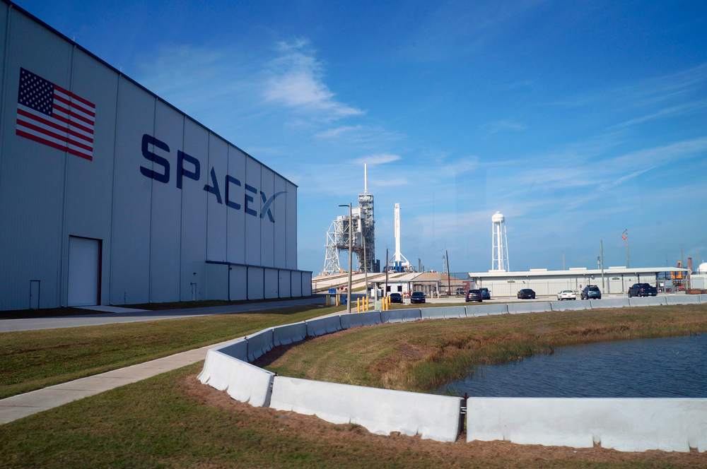 Space Travel SpaceX
