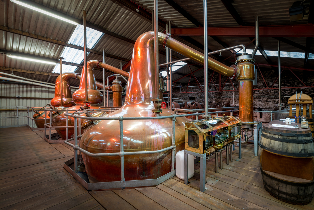 Tomorrow's World Today Sustainable Distilleries