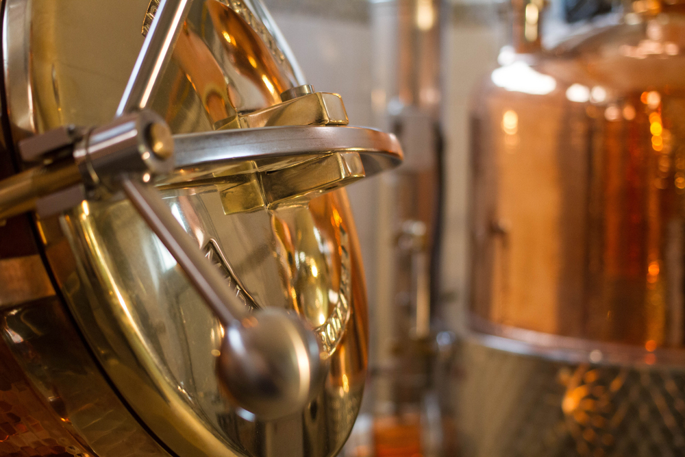 Sustainable Distilleries