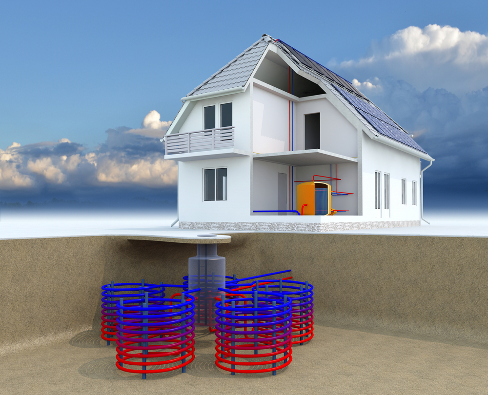 Tomorrow's World Today Climate Control Geothermal Heating and Cooling