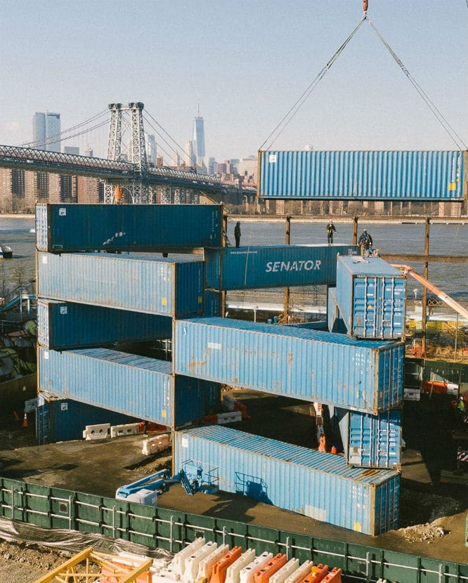 Tomorrow's World Today Shipping Container 3